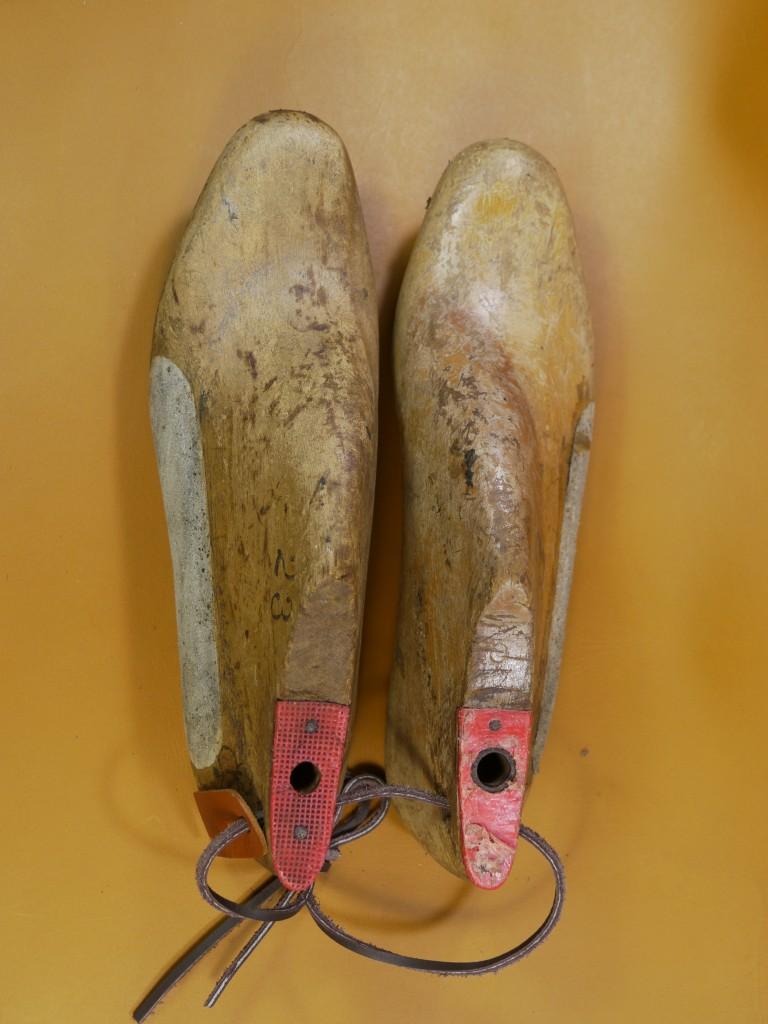 中古ラスト・木型・木製ラスト特集5: B-2