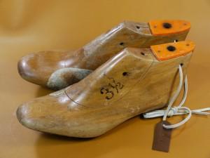 中古ラスト・木型・木製ラスト特集9: D-1
