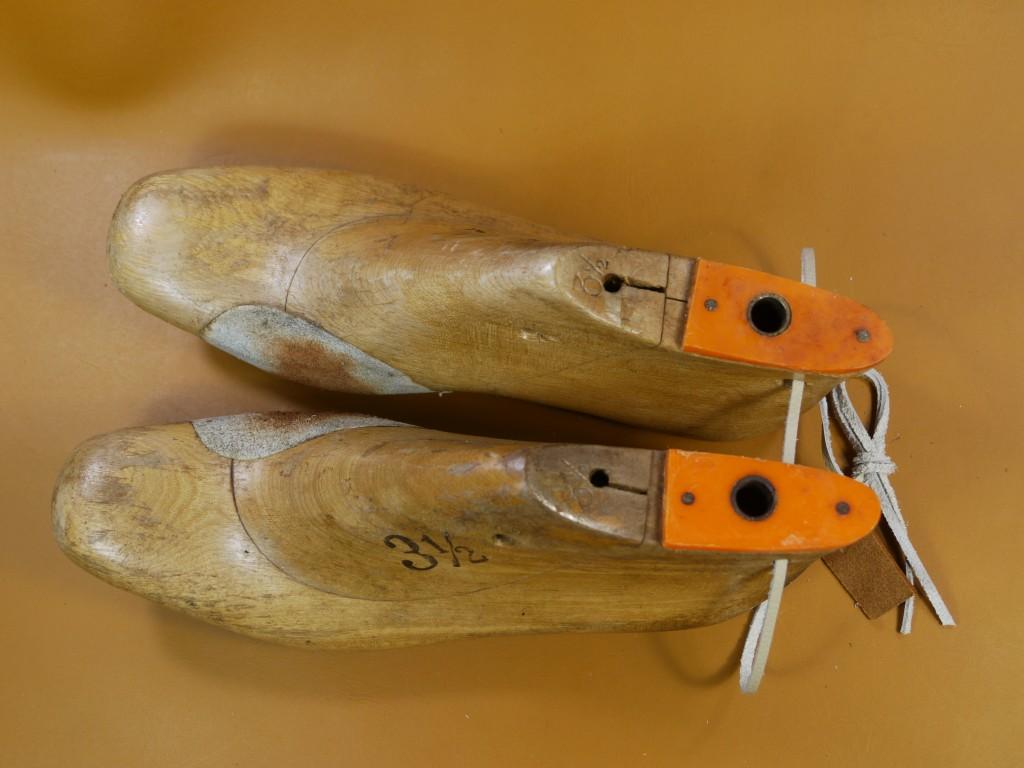 中古ラスト・木型・木製ラスト特集11: D-3